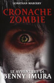 Equilibrifestival.it Le avventure di Benny Imura. Cronache zombie. Vol. 1 Image