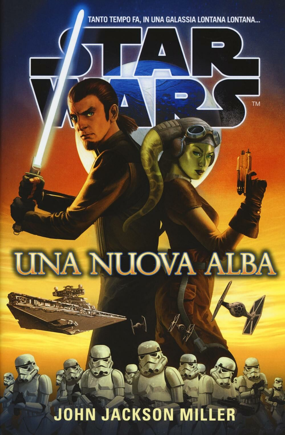 Una nuova alba. Star Wars