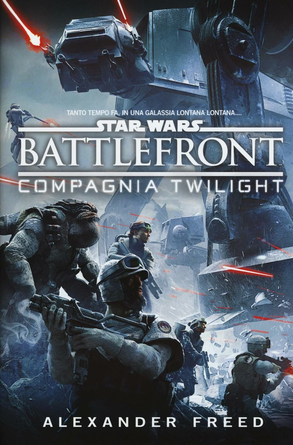 Battlefront. Compagnia Twilight. Star Wars