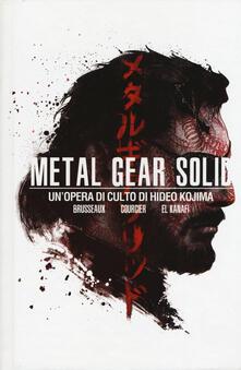 Parcoarenas.it Metal Gear Solid. Un'opera di culto di Hideo Kojima Image