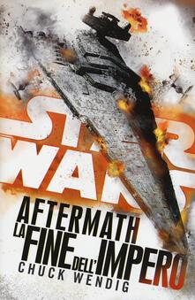 Secchiarapita.it Star wars Aftermath. La fine dell'Impero Image