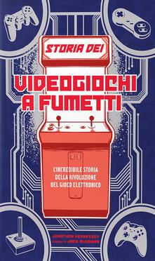 Nicocaradonna.it Storia dei videogiochi a fumetti. L'incredibile storia della rivoluzione del gioco elettronico Image