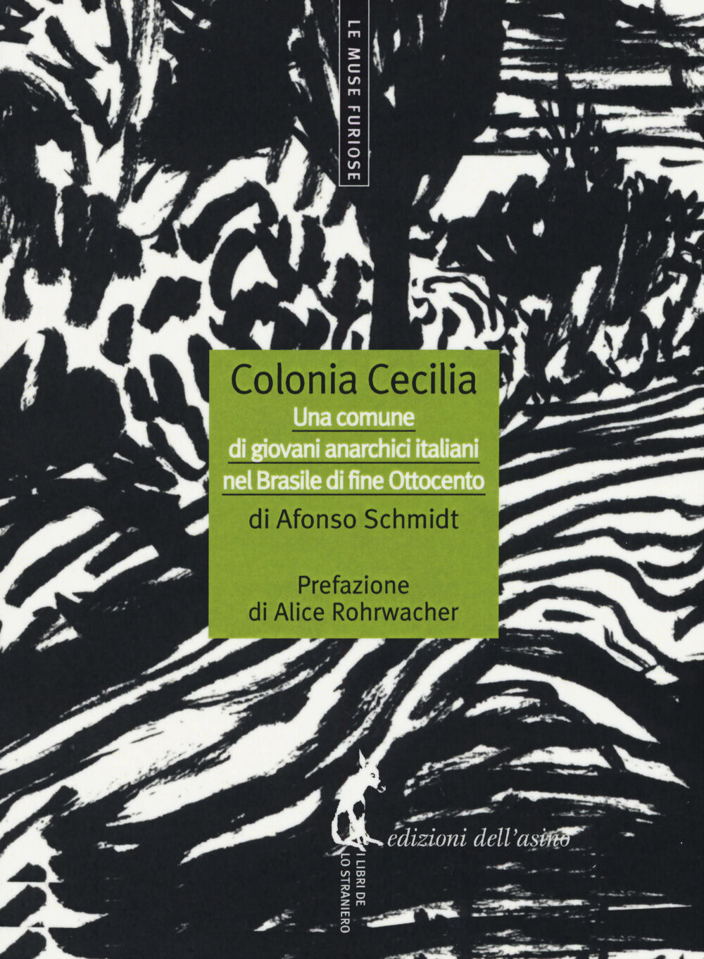 Colonia Cecilia. Una comune di giovani anarchici italiani nel Brasile di fine Ottocento