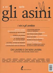 Fondazionesergioperlamusica.it Gli asini. Rivista di educazione e intervento sociale. Vol. 38 Image