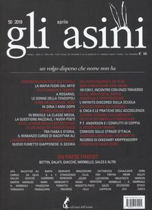 Radiosenisenews.it Gli asini. Rivista di educazione e intervento sociale (2018). Vol. 50 Image