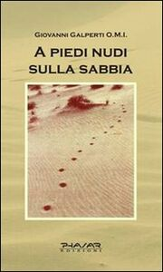 A piedi nudi sulla sabbia