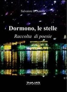 Dormono, le stelle - Salvatore D'Amora - copertina