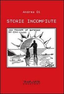 Storie incompiute