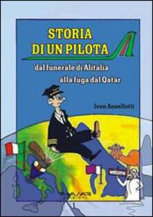 Librisulladiversita.it Storia di un pilota. Dal funerale di Alitalia alla fuga dal Qatar Image