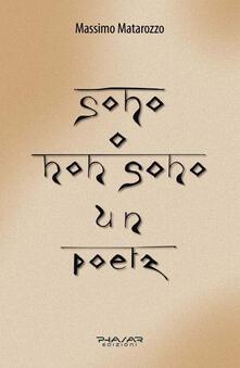 Sono o non sono un poeta - Massimo Matarozzo - copertina