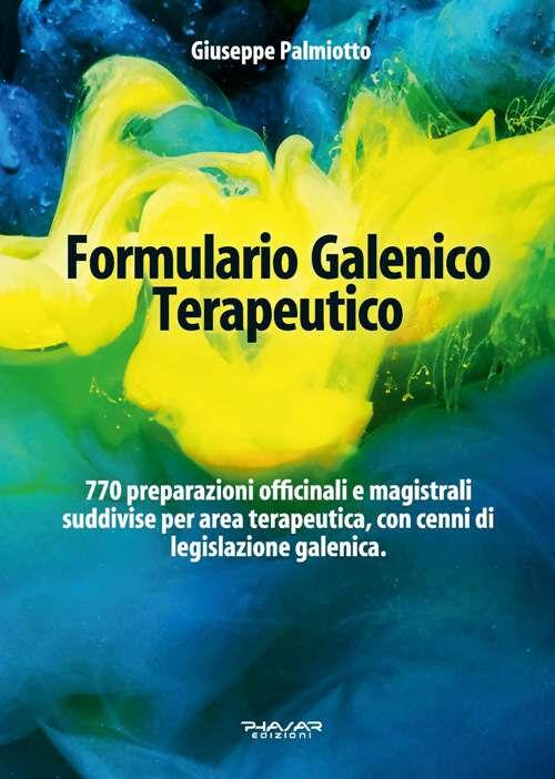 Formulario galenico terapeutico