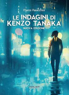 Le indagini di Kenzo Tanaka - Marco Paracchini - copertina