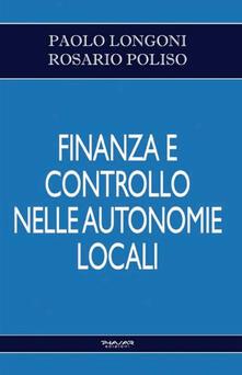 Osteriacasadimare.it Finanza e controllo nelle autonomie locali Image