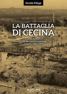 Listadelpopolo.it La battaglia di Cecina e le altre combattute dalla Valle del Cecina a quella del Fine. Giugno-luglio 1944 Image