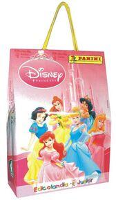 Giocattolo Principesse Disney. Shopper Edicolandia Junior