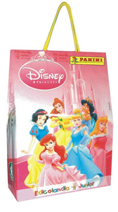 Giocattolo Principesse Disney. Shopper Edicolandia Junior 0