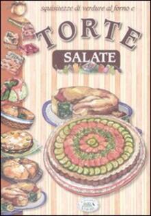 Squisitezze di verdure al forno e torte salate - copertina