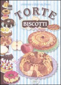 Crostate e dolci da forno. Torte e biscotti