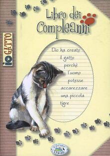 Il libro dei compleanni di io gatto. Ediz. illustrata.pdf