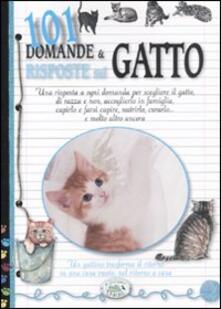 Centouno domande e risposte sul gatto - Paola Franconeri - copertina