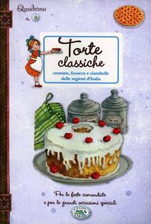 Voluntariadobaleares2014.es Torte classiche. Quaderni di cucina Image