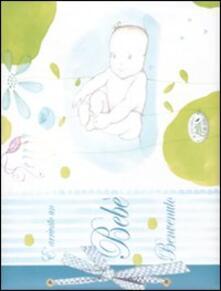È arrivato un bebé. Benvenuto. Ediz. azzurra - copertina