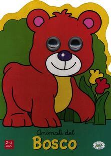 Antondemarirreguera.es Animali del bosco. Ediz. illustrata Image