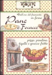 Premioquesti.it Pane e focacce. Dall'oro del frumento, in forno Image