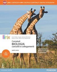 CAMPBELL BIOLOGIA CONCETTI E COLLEGAMENT