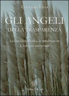 Angeli della trasparenza. Le canalizzazioni e le meditazioni. L'energia universale - Gaetano Vivo - copertina