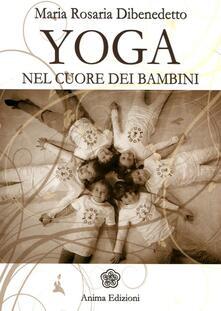 Voluntariadobaleares2014.es Yoga. Nel cuore dei bambini Image