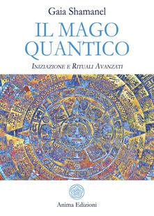 Promoartpalermo.it Il mago quantico. Iniziazione e rituali avanzati Image