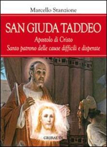 Antondemarirreguera.es San Giuda Taddeo. L'apostolo dei casi impossibili Image