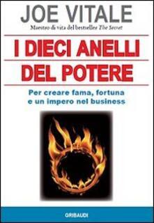 I dieci anelli del potere. Per creare fama, fortuna e un impero nel business.pdf