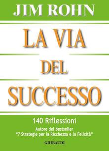 Birrafraitrulli.it La via del successo. 140 riflessioni Image