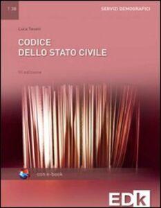 Codice dello Stato civile