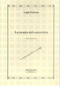 La tecnica del concertista