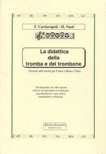 La didattica della tromba e del trombone