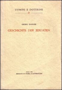 Geschichte der Jesuaten