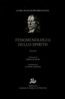Camfeed.it Fenomenologia dello spirito. Vol. 2 Image