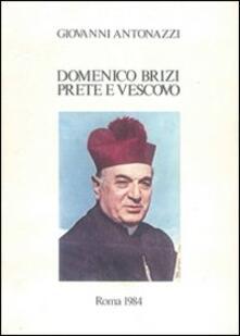 Domenico Brizi prete e vescovo