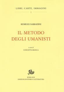 Amatigota.it Il metodo degli umanisti Image