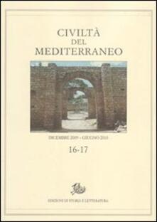 Civiltà del Mediterraneo vol. 16-17 - copertina