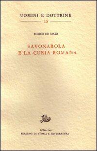 Savonarola e la curia romana