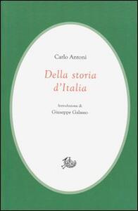 Della storia d'Italia