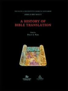 History of Bible translation (A)