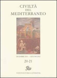 Warholgenova.it Civiltà del Mediterraneo vol. 20-21 Image