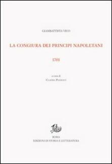 Filippodegasperi.it Opere di Giambattista Vico. Vol. 2\1: La congiura dei principi napoletani 1701. Image