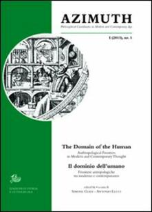 Azimuth (2013). Ediz. italiana, inglese e francese. Vol. 1 - copertina
