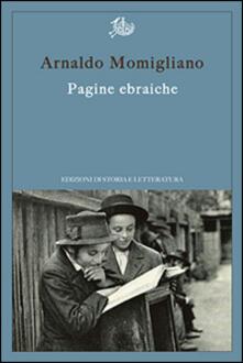 Pagine ebraiche. Con unintervista inedita ad Arnoldo Momigliano.pdf